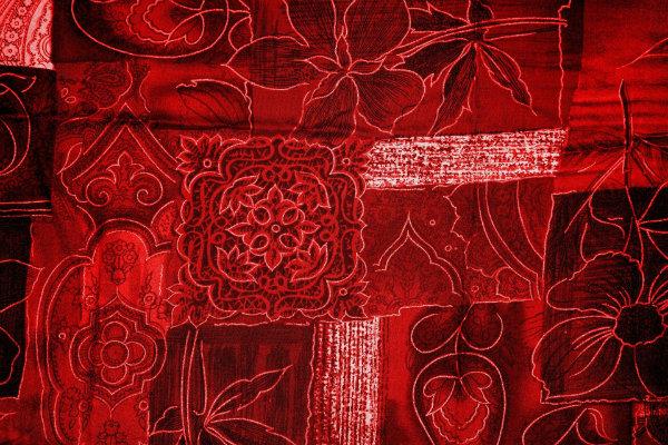 papier soie motif